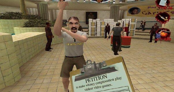 Мизулина хочет запретить игры-шутеры