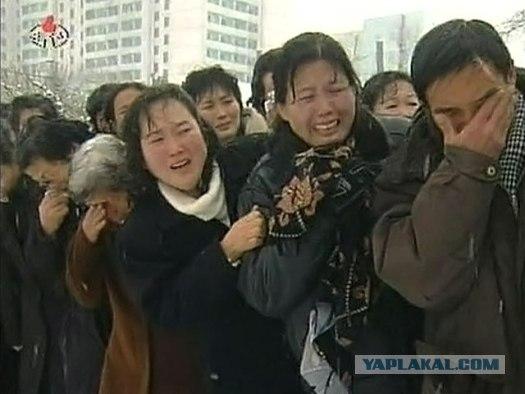 В КНДР осудили тех, кто не оплакивал Ким Чен Ира