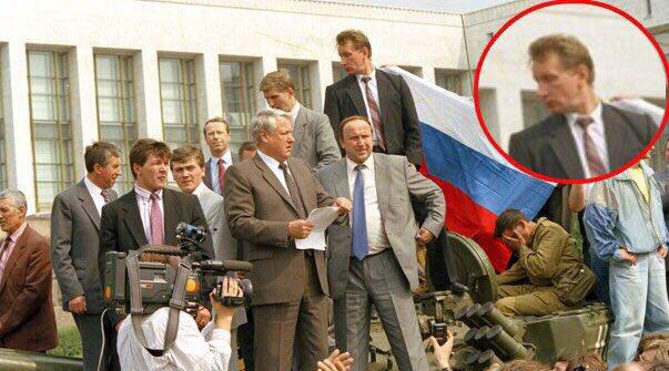 Ходорковский переобулся в прыжке.