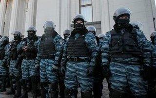 """Бойцы украинского """"Беркута"""" просят убежища"""