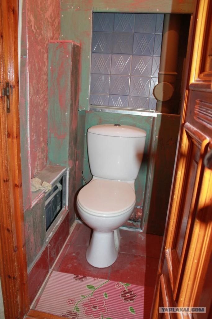 Идеи своими руками туалета 36