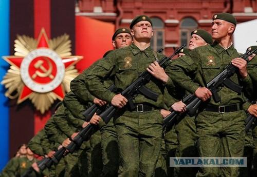 Российских военные поедут на парад в Китай