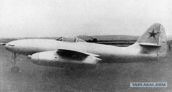 А Су-9 взлетел только в конце