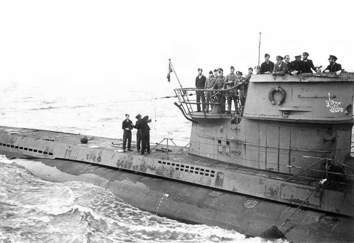 киного подводная лодка