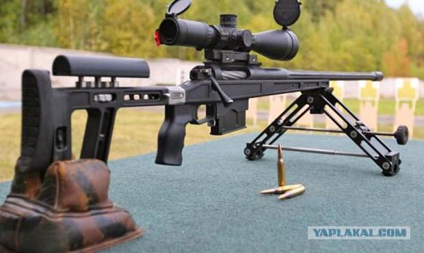 """Рогозин ответил на критику винтовки """"Точность"""""""