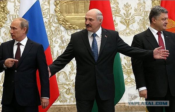 Путин призвал ополченцев на Донбассе прекратить