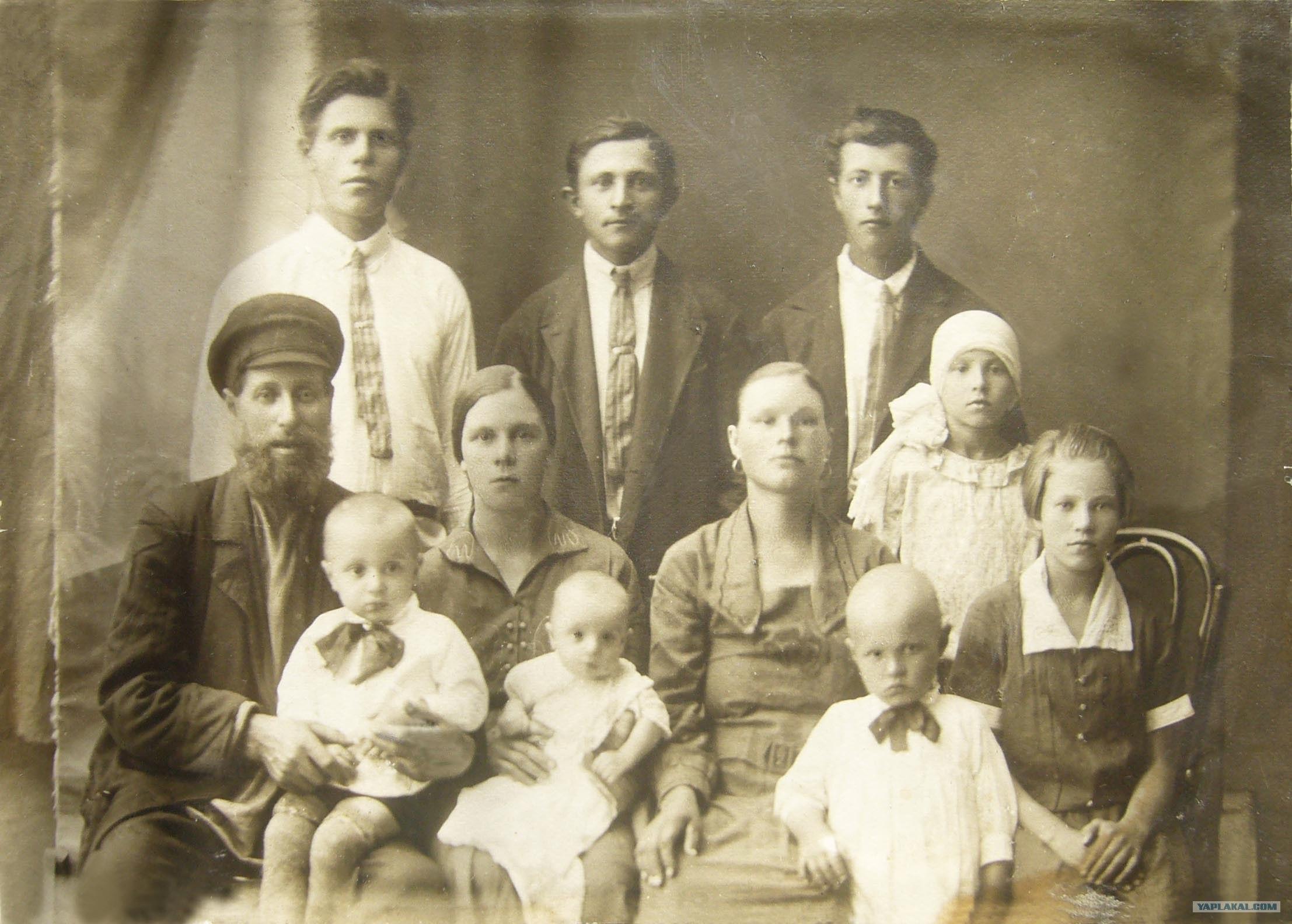 Русские фото семей 13 фотография