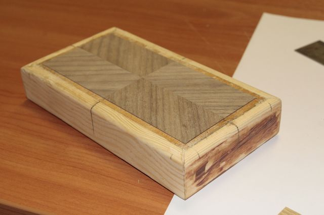 Шкатулка деревянная своими руками фото