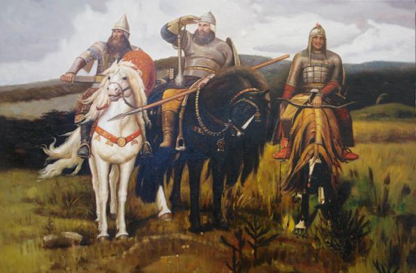 Шурганов владислав сюжет васнецова три богатыря фрагмент