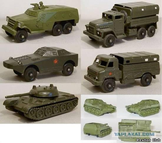Игрушечные танки своими руками - Производство тротуарной плитки