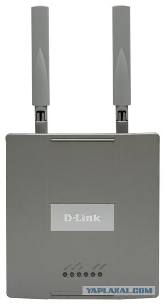 Поменяю D-link dwl8500ap