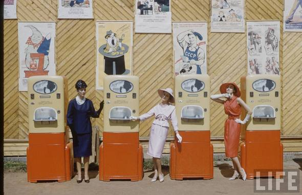 Dior Fashion Show в Москве