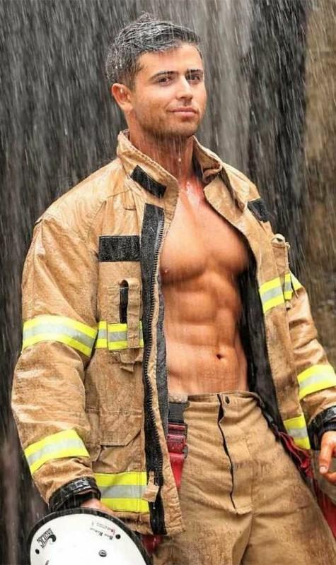 Австралийские пожарные. Для девочек Япа пост