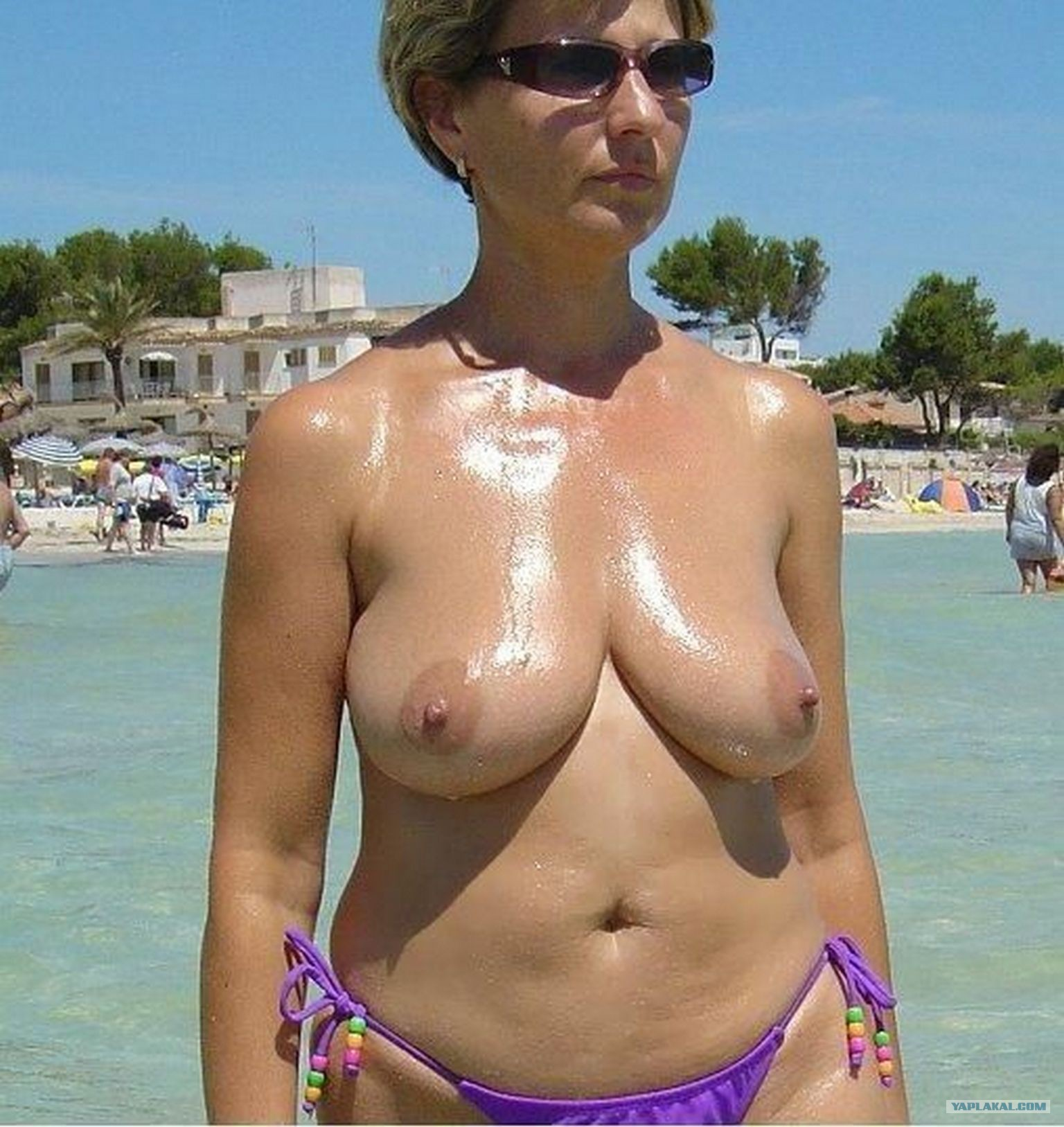Фото грудастых зрелых голых дам 9 фотография