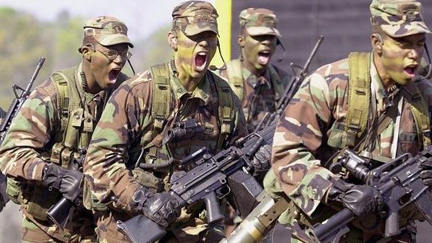 Пентагон отправляет 600 солдат армии США в Европу