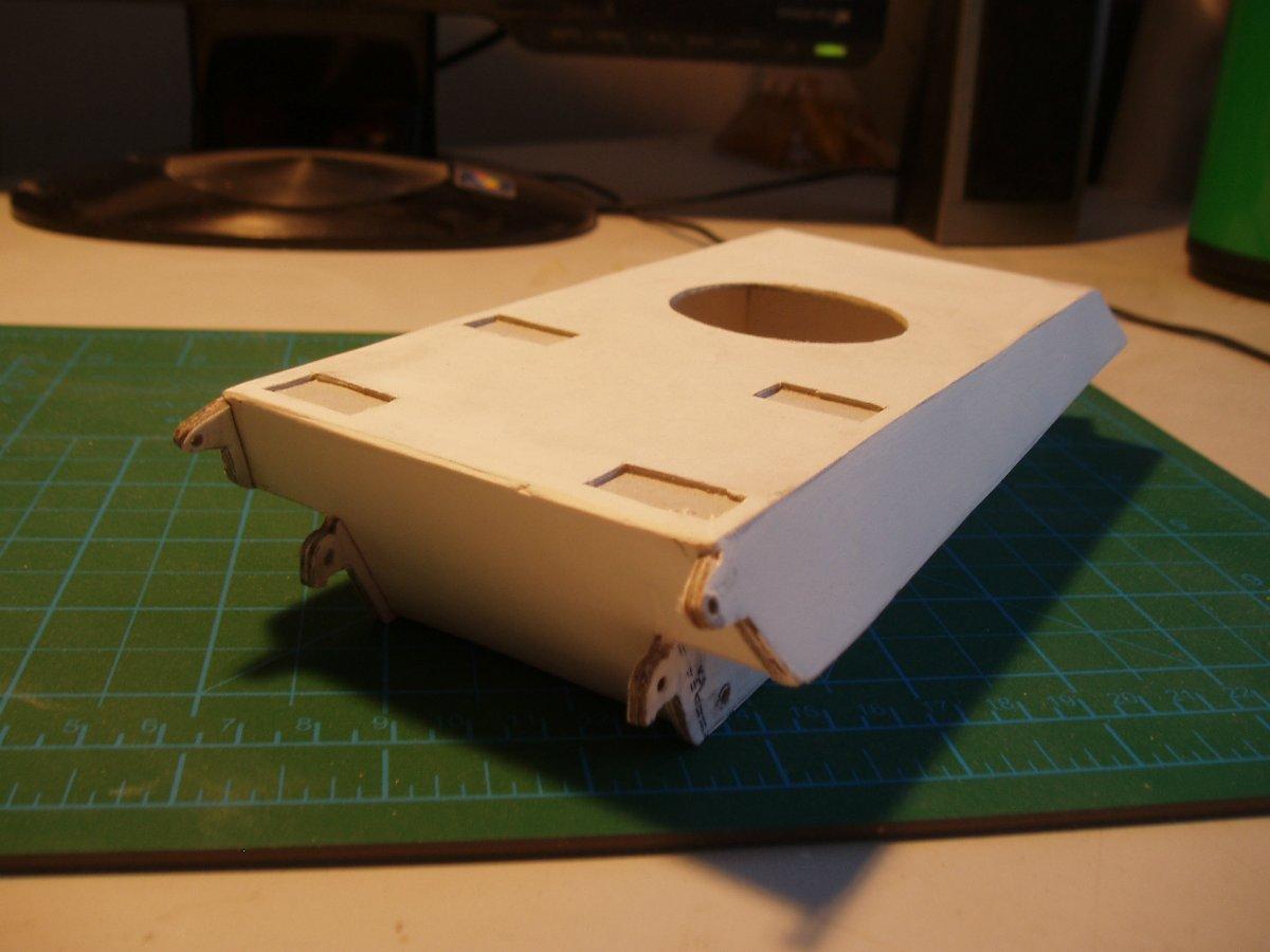 Как из картона сделать модель