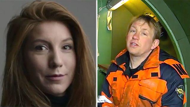 На подлодке, с которой пропала шведская журналистка, найдено видео с пытками и обезглавливанием