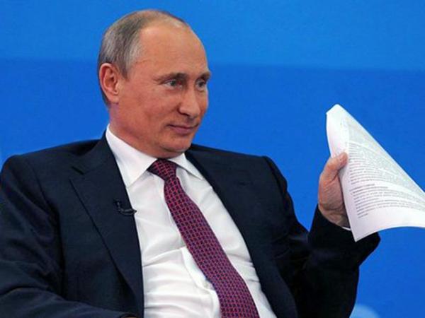 Путин продлил заморозку накопительной части пенсии до 2020 года