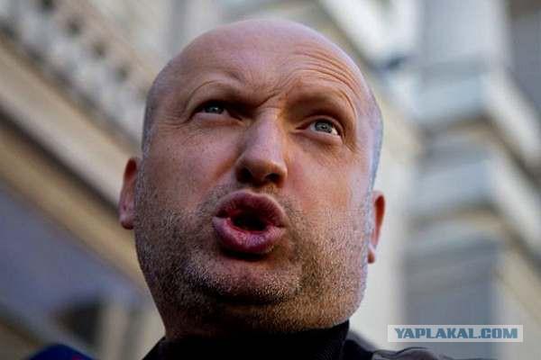 Турчинов признал, что разведка Украины