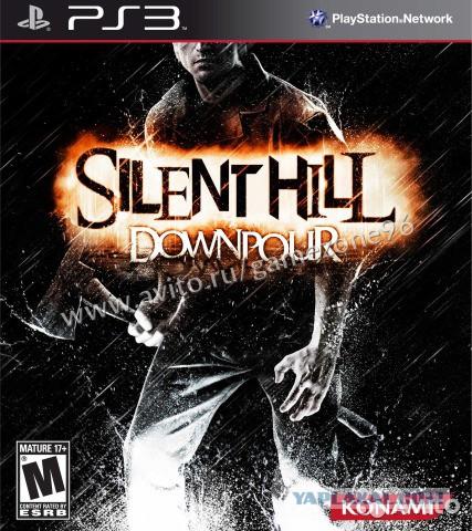 Ищу и Куплю игру для ps3 Silent Hill Downpour.