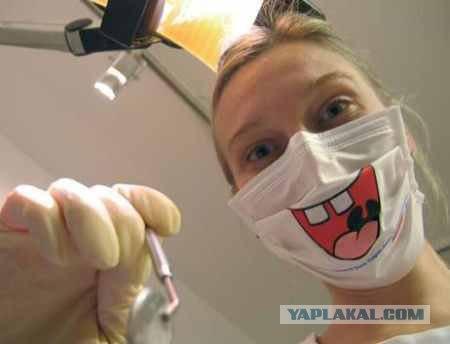 Девушка стоматолог отомстила своему парню