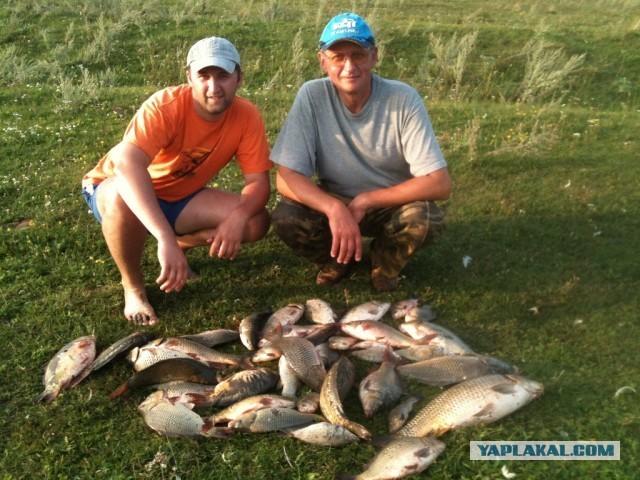 рыбалка в соколово фото