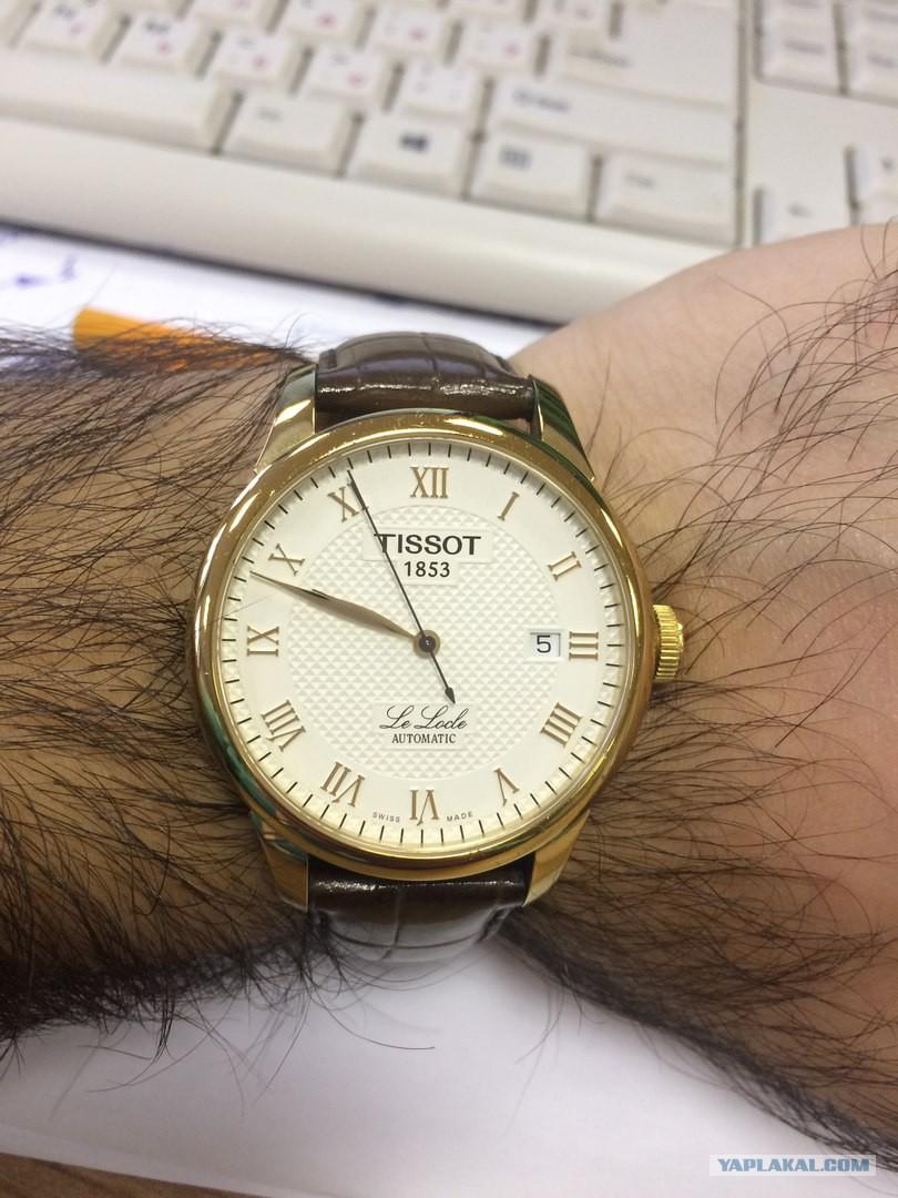 Где купить настоящие швейцарские часы и подлинные