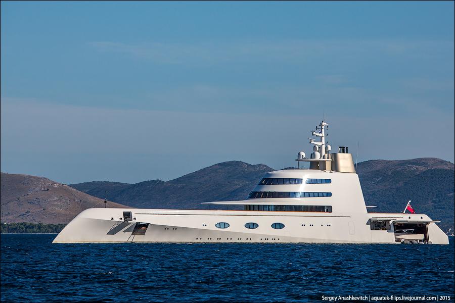 фото цены абрамовича яхта