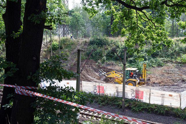 Раскопки поезда с золотом Третьего рейха в Польше провалились
