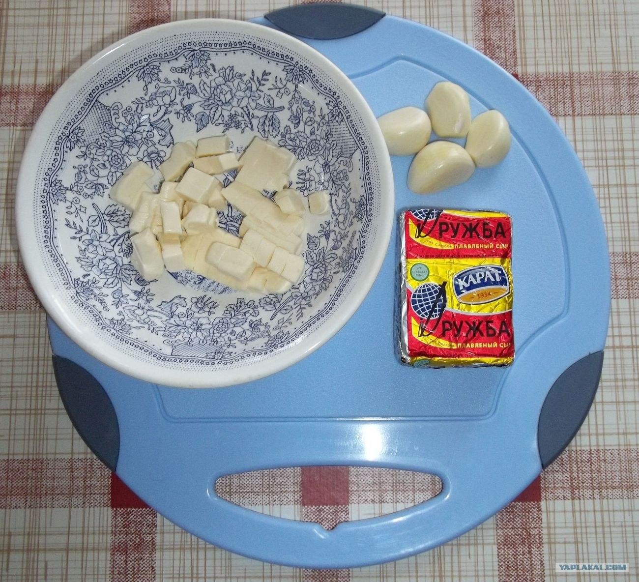 Курица с чесноком и сметаной в духовке рецепт 157