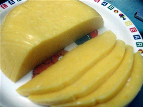 Как приготовить сыр в домашних условиях пошаговый рецепт с фото