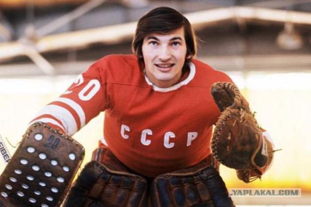 Лучшие хоккейные вратари мира.
