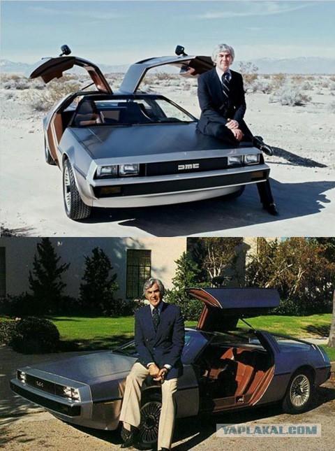Джон ДеЛореан — Автомобилист с большой буквы.