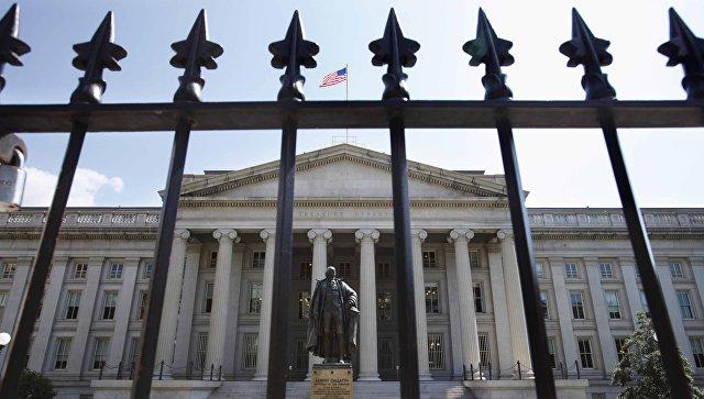 Россия почти вдвое сократила вложения в гособлигации США
