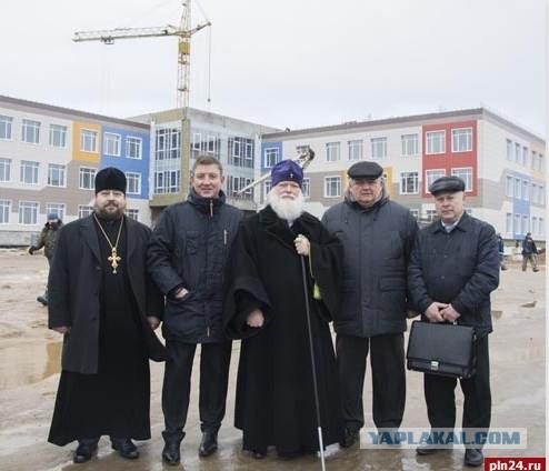 Жители д. Борисовичи: Нам нужны поликлиника, детские сады, а нам зачем-то строят храм!