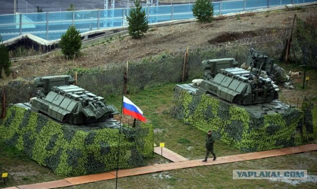 В Сочи развернута спецгруппировка войск ПВО