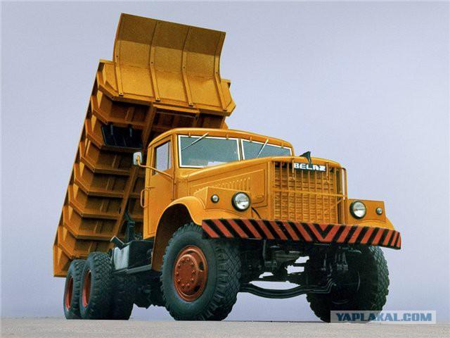 Лучшие белорусские машины всех времен