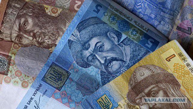 Московская биржа приостанавливает торги украинской гривной