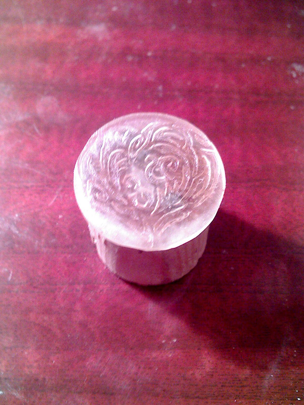 Как сделать печать для свитка