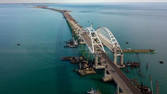 Украина хочет забрать у России Крымский мост