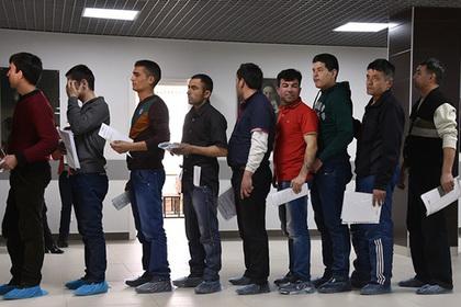 Россия вошла влидеры почислу мигрантов
