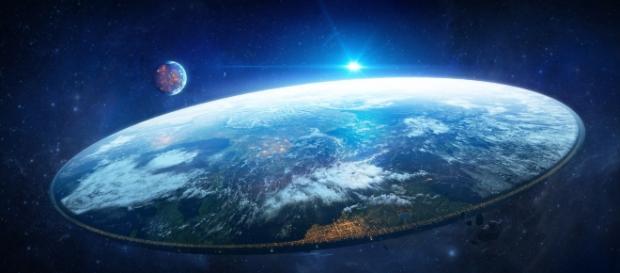 Общество плоской земли,  готовит экспедицию в «Конец света», чтобы доказать что Земля плоская