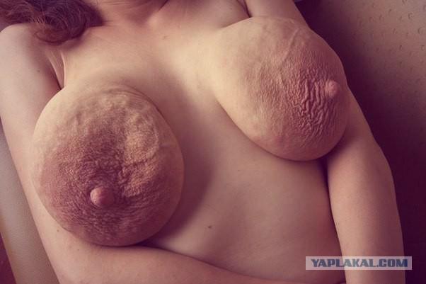большие ареолы и грудь порно фото