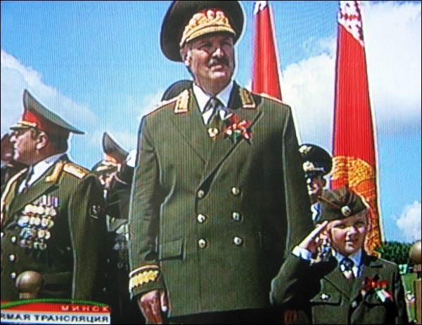 Лукашенко решили захлопать
