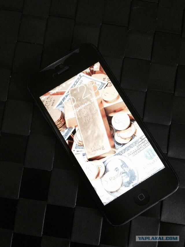 [Продам] iPhone 5 16Gb Black A1428