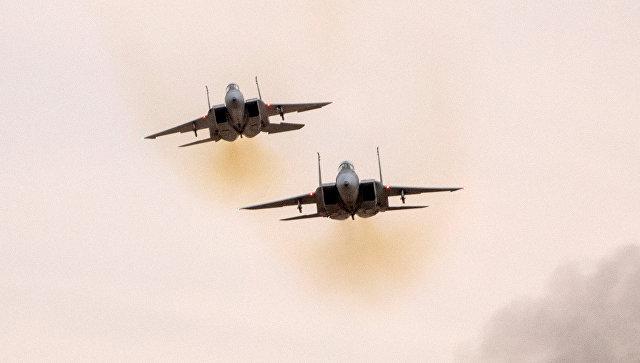 Сирийскую авиабазу атаковали ВВС Израиля, заявили в Минобороны