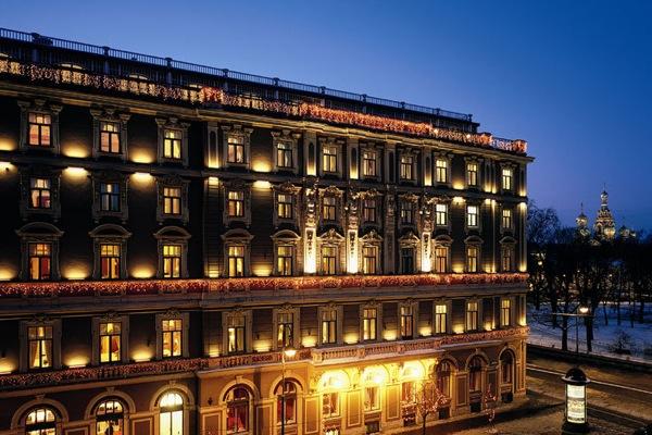 Топ-10 отелей мира по версии World Travel Awards