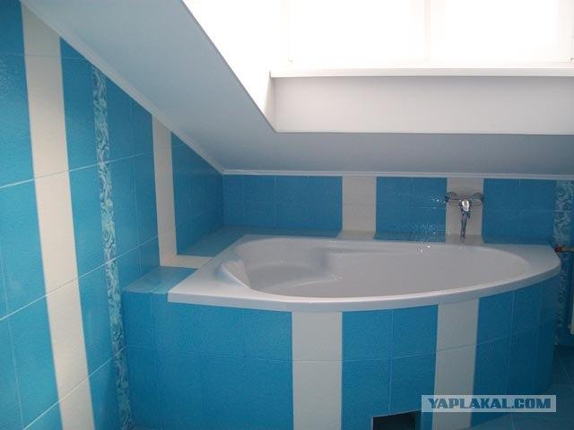 Для ванной комнаты бюджетный ремонт своими руками 548