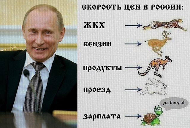 Путин рассказал о возможности снижения цен на бензин