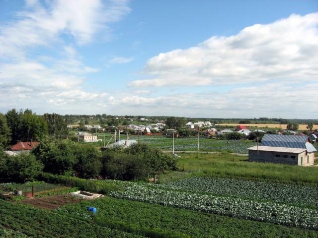 Село Батурино, Рязанская область